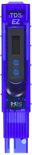 Das digitale EC Messgerät EZ von der Firma HM Digital in der Nahaufnahme