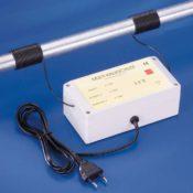 Montagebeispiel für den Magnetfeld-Generator Multi MK1 von IVT
