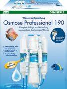 """Die Originalverpackung der Dennerle """"Osmose Professional 190"""" Osmoseanlage"""