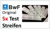Produktfoto der Teststreifen von BWF