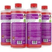 Produktfoto - 4x 750 ml AmbiClean Entkalker für Waschmaschine, Kaffeemaschine etc.